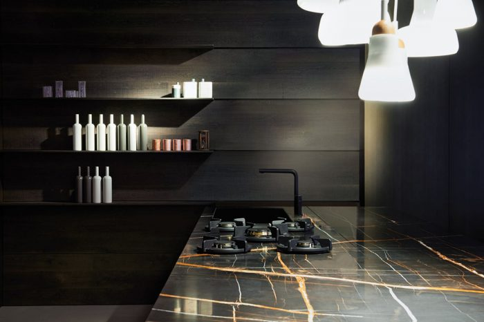 Luxury Kitchen: proyect 11