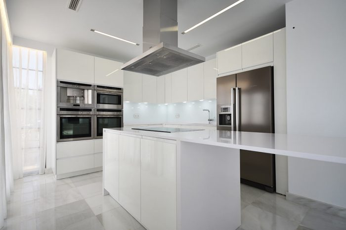 Luxury Kitchen: proyect 2