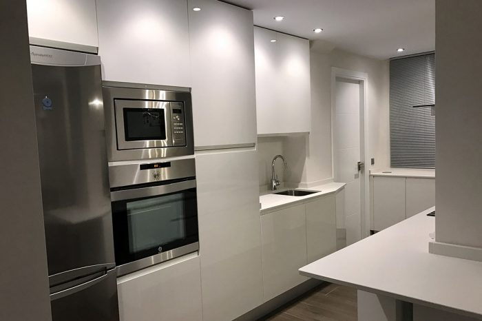 Luxury Kitchen: proyect 4