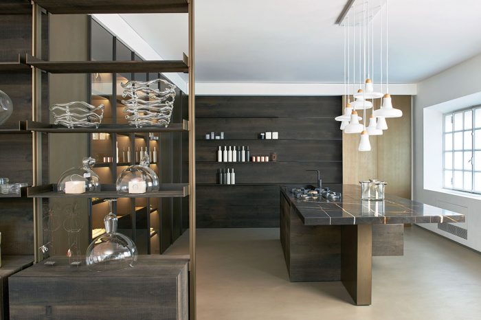Luxury Kitchen: proyect 9