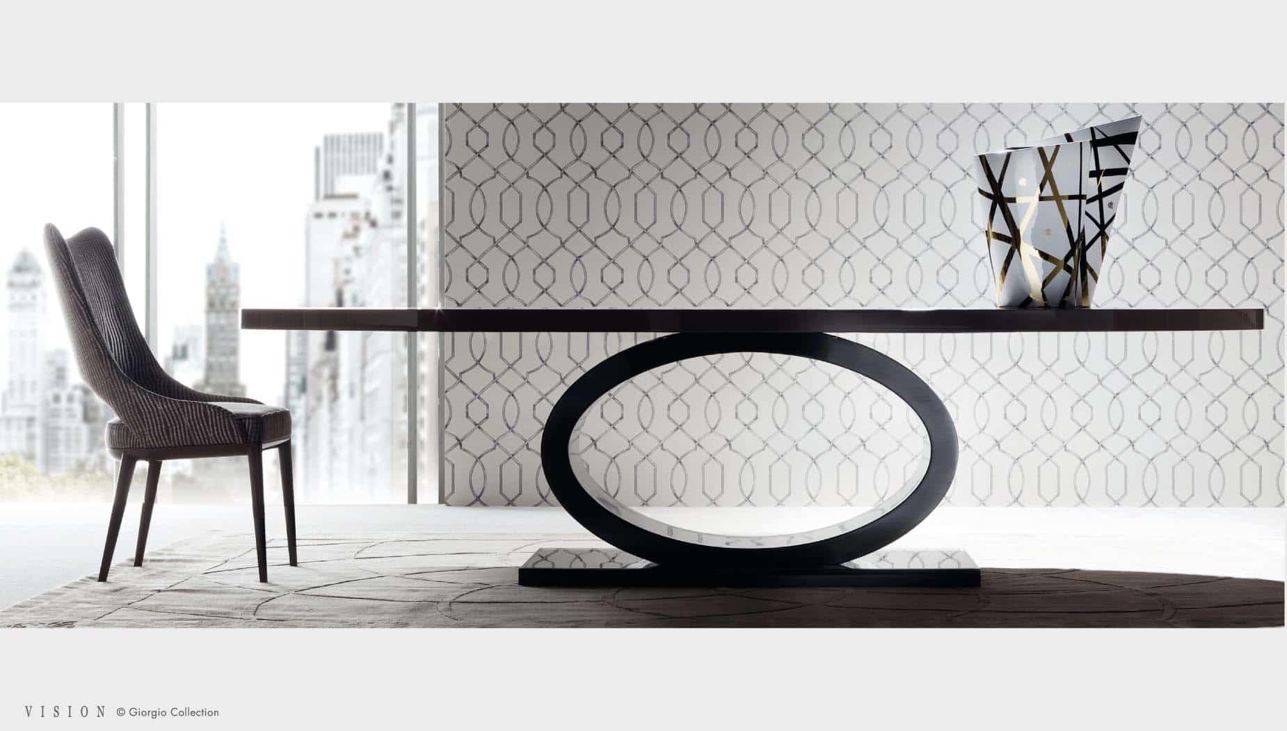 Muebles de lujo Giorgio Collection   @Mobiledis