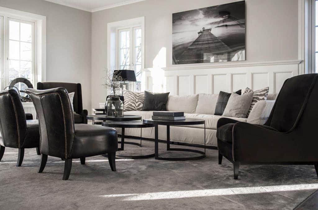 Salones modernos el dise o que mejor se adapta a tu casa - Diseno salones modernos ...