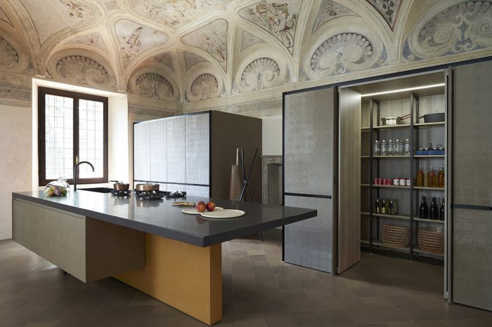 Luxury Kitchen: proyect 12