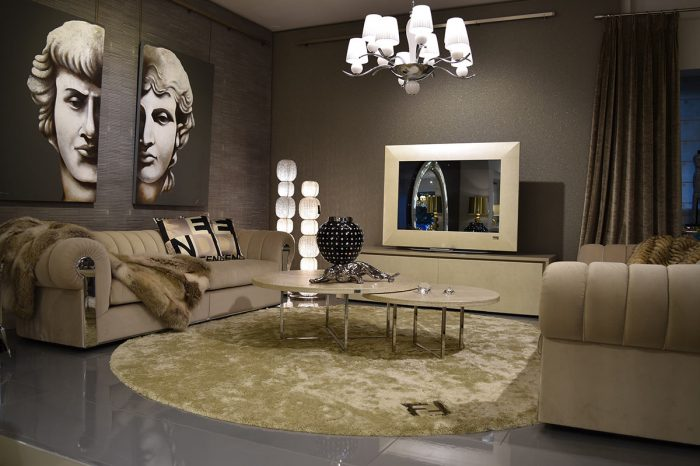 Living room decoration: proyect 10