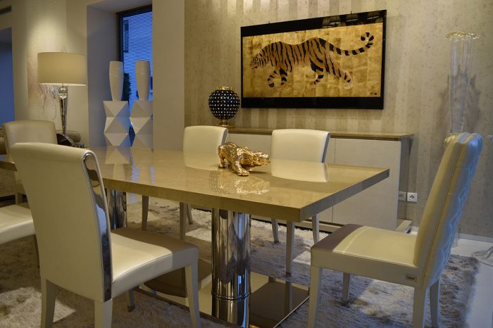 Living room decoration: proyect 6